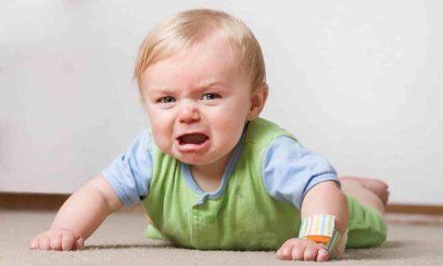 Симптомы такого типа, как правило, проявляются у детей, которые столкнулись с достаточно сильным стрессом