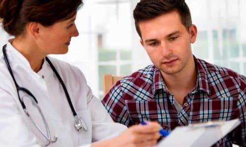 Визит к урологу должен состояться при первых болях
