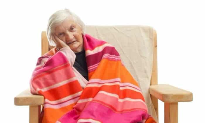 Нервное перенапряжение и стрессы могут вызвать у пожилых запор