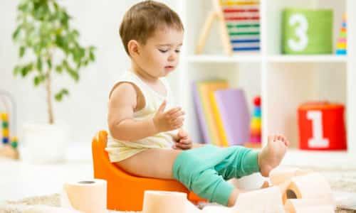При поносе у детей питание должно быть дробным до 7 раз в сутки