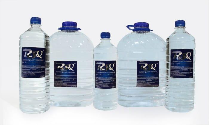 Рекомендуется пить только ту воду, которая прошла процесс дистилляции