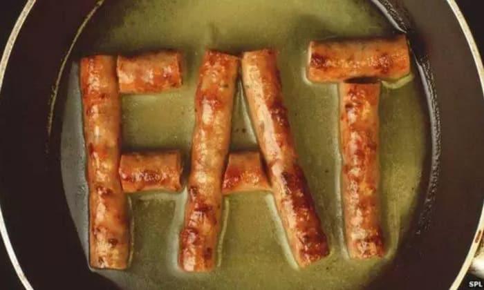 Сбои в работе желчного пузыря чаще всего вызваны именно злоупотреблением жирной пищей
