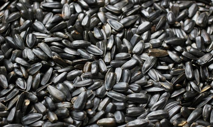 Употребляя пищу, ни в коем случае не стоит щелкать семечки вместе с кожурой