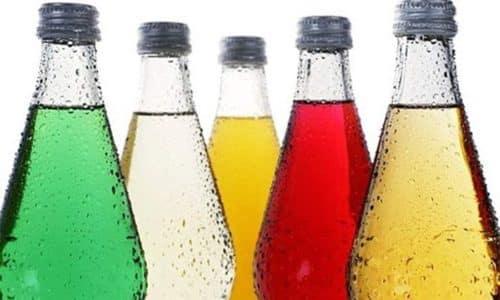 нужно полностью избавиться от приема любых напитков с содержанием газов