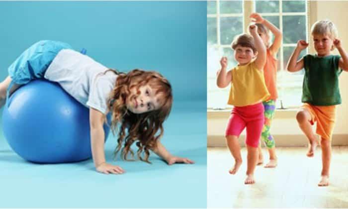 Во время процесса избавления ребенка трех лет от последствий запора следует придерживаться лечебных упражнений