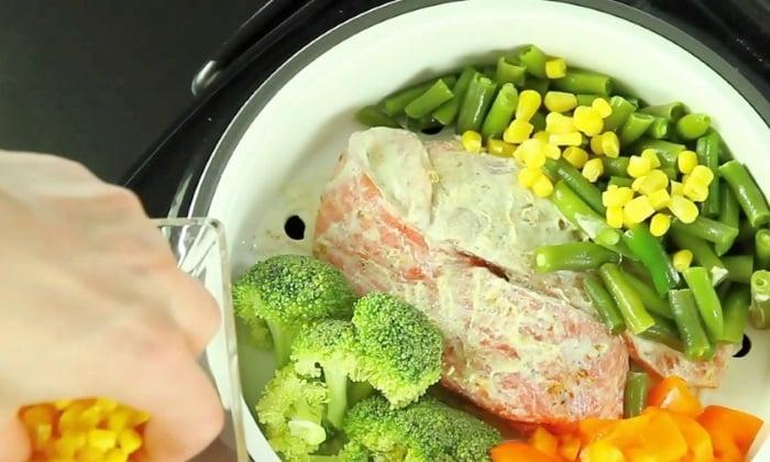 овощи на пару не способны вызвать изжогу