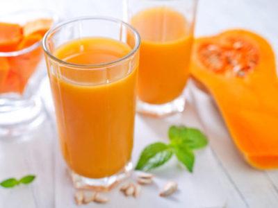 Наиболее проверенным средством является довольно странный, но в то же время полезный сок из картофеля и тыквы