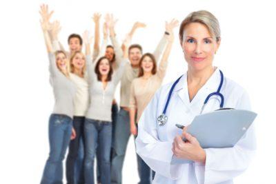 Для диагностики асцита врач назначает анализ крови, исследование ферментов печени