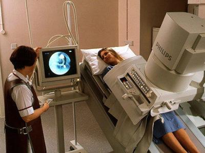 Рентгенография позволяет оценить состояние слизистой и сфинктеров, выявить новообразования, определить целостность стенки желудка