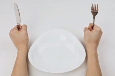 Чтобы желудок был пуст, утром перед обследованием не завтракать