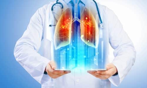 КТ может использоваться у людей с дыхательной недостаточности
