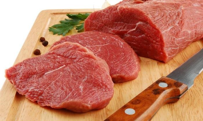 Разрешается употреблять в пищу мясо нежирных сортов