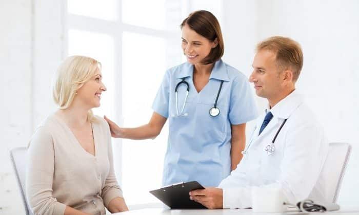 При устном опросе врач устанавливает место локализации боли. Оно и является местом образования спайки и непроходимости