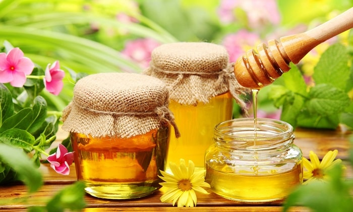 При панкреатите очень полезен мед