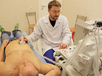 УЗИ-диагностика не выявляет стадию заболевания, этим занимается лечащий врач, изучая результаты других анализов