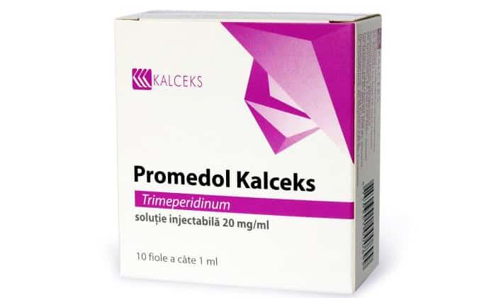 При недостаточности обезболивающего эффекта назначают наркотический анальгетик Промедол