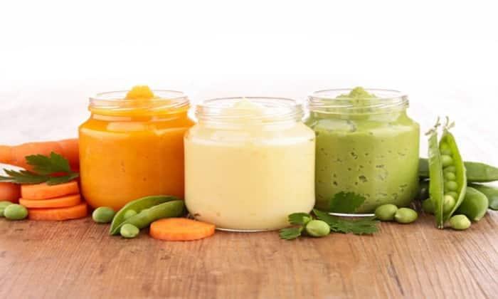 В ежедневном рационе больного после удаления желудка должны быть пюре из фруктов и овощей