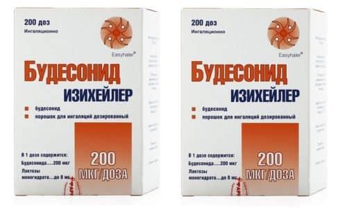 Будесонид принимают при тяжелой, острой и среднетяжелой формах болезни, которые сопровождаются внекишечными осложнениями
