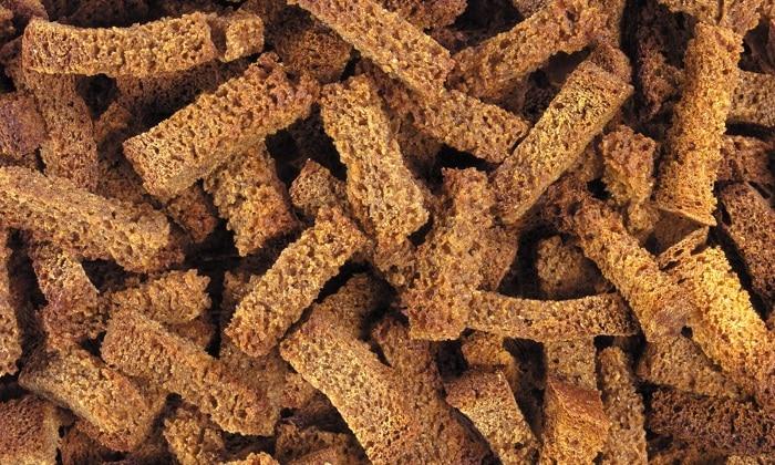 При панкреатите можно есть черствый хлеб