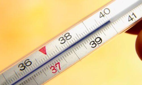 При катаральном аппендиците температура повышается до 37-38°C. В очень тяжелых случаях наблюдается лихорадка до 40°C