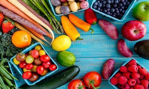 Регулярное употребление овощей и фруктов будет отличной профилактикой воспалительного процесса отростка слепой кишки