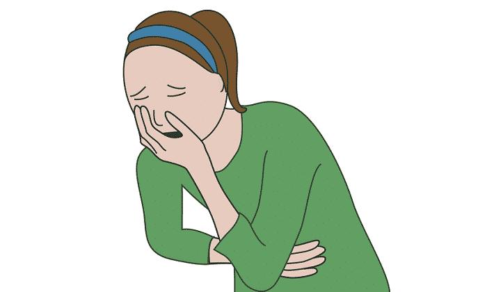 Ротавирусная инфекция может вызвать появление частой рвоты
