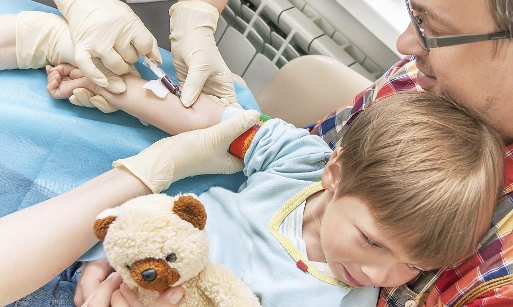 Клинический анализ крови указывает на наличие в организме воспаления