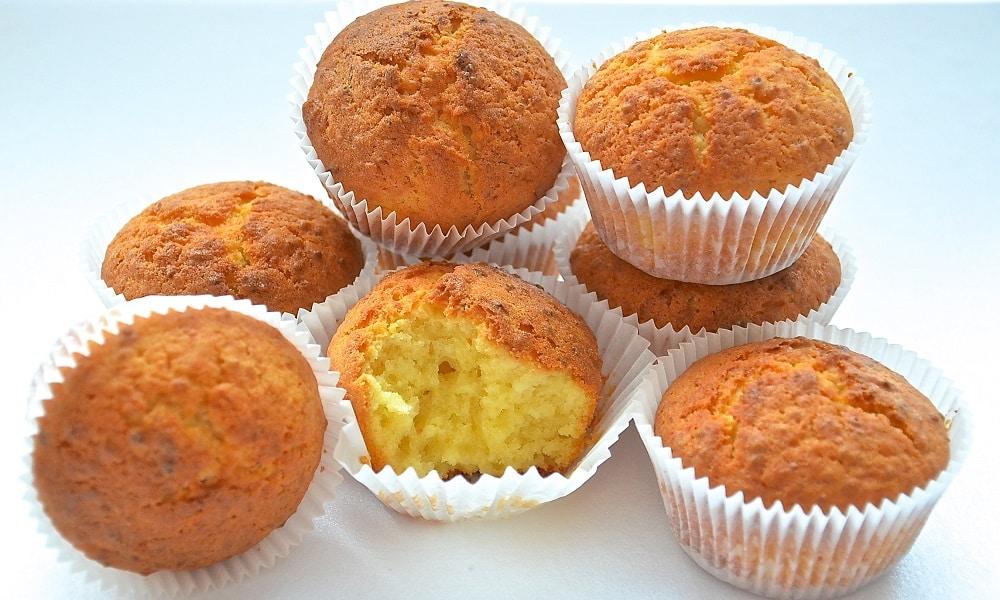 В кексе содержится опасное для больного количество сахара