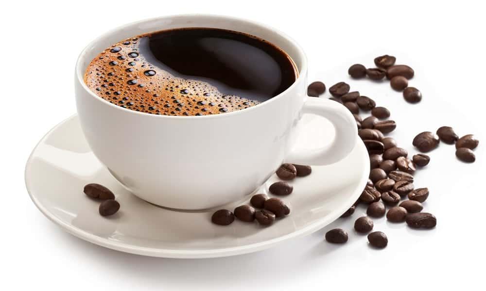 Запрещено употреблять кофе