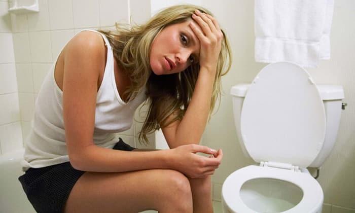 Побочным эффектом препарата может быть тошнота