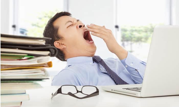 После приема препарата может возникнуть сонливость