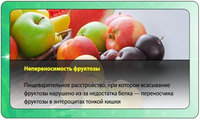 В состав средства входит сорбит, поэтому Эспумизан противопоказан пациентам с непереносимостью фруктозы