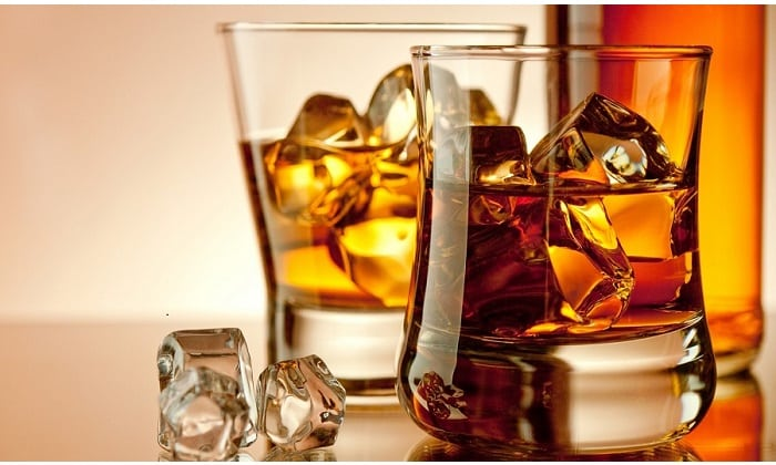 Спиртное негативно сказывается на работе поджелудочной железы