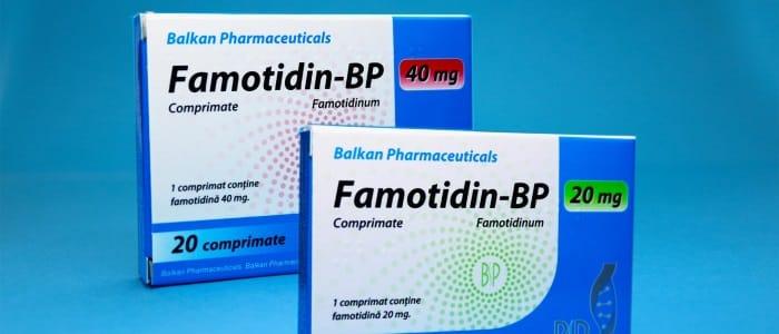 Фамотидин способствуют улучшению пропульсивной способности