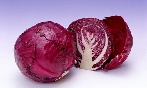 При обострении панкреатита краснокочанную капусту следует исключить из рациона