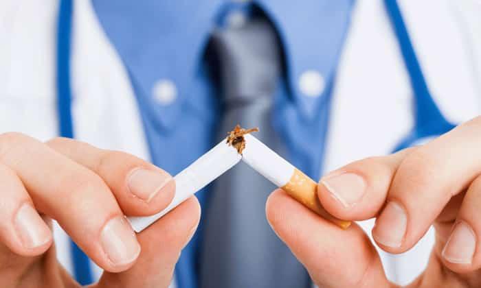 При ведении профилактики панкреатита нужно отказаться от курения