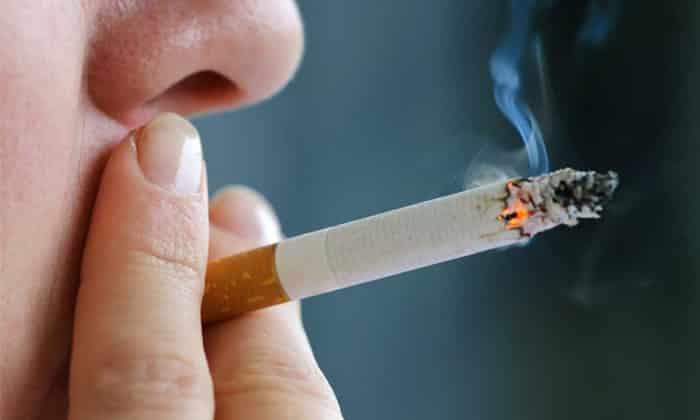 Курение может вызвать приступ панкреатита