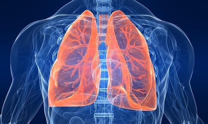 Экстраваскулярная жидкость может собираться не только в области перипанкреатического пространства, но и в органах дыхательной системы