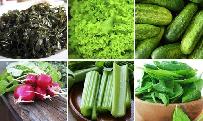 Какие овощи можно при панкреатите, а какие нет
