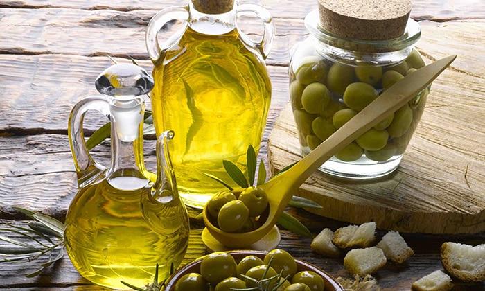 Оливковое масло можно использовать в ограниченных количествах