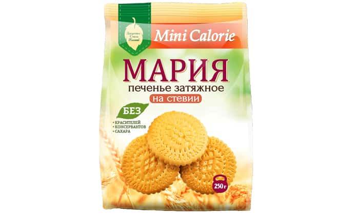Мария является разрешенным диетическим сортом печенья