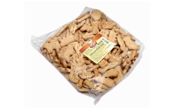 Зоологическое печенье можно употреблять при панкреатите