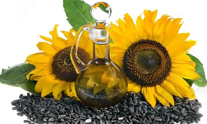 Нерафинированные масла — это источник витаминов, минералов и незаменимых нежирных кислот, например, подсолнечное масло— богато омега-6 жирными кислотами