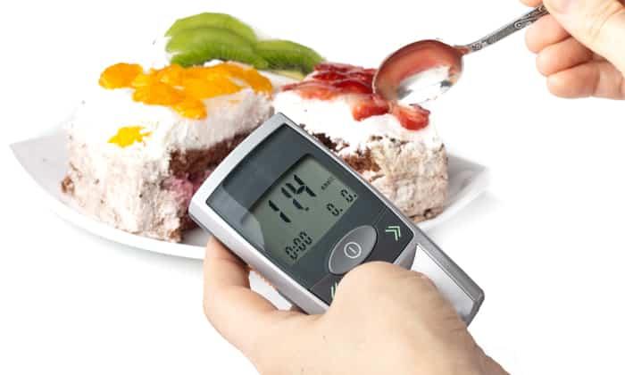 У больного может появиться сахарный диабет