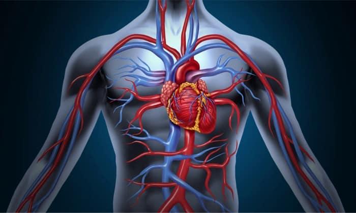 Побочный эффект может проявится со стороны сердечно-сосудистой системы: снижение артериального давления