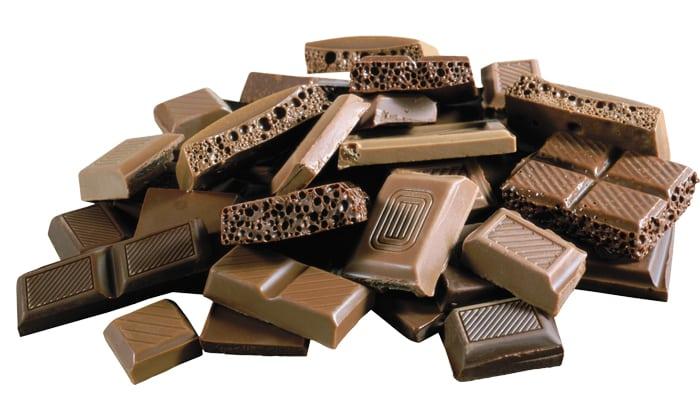 Шоколад нельзя есть при болезни