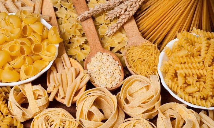 Из рекомендованных продуктов подходят макароны, вермишель