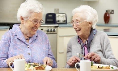 Лицам старшего возраста рекомендуется комплексный прием пробиотиков