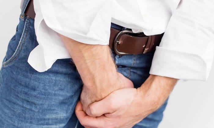 Побочным действием препарата может стать, затруднение мочеиспускания