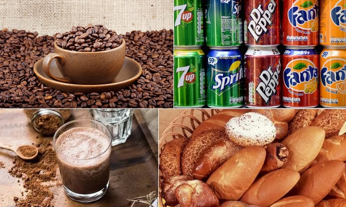 Пациентам строго запрещено употреблять газированные напитки, крепкое кофе, какао, свежий хлеб, сдобу